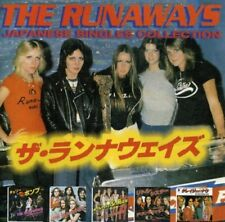 The Runaways - Japanese Singles Collection [CD]