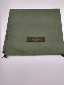 Valentino Dust bag 8 x 15 green