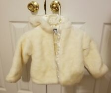 Gap kids Girl Fur Coat 3XL 3Y years old
