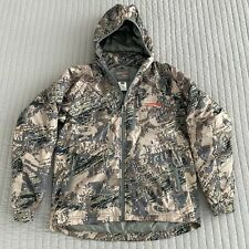 Sitka Gear Youth Rankine Hoody Jacket Optifade Open Country Youth Large MINT YL
