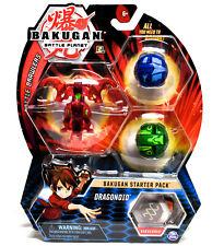 Bakugan Battle Planet Brawlers Dragonoid Starter Pack New Sealed Free Shipping