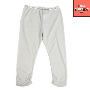 TAKE-TWO TEEN Leggings Size 14Y Lame Effect Elasticated Waist Ruched Cuffs