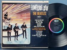 """The Beatles """"Something New"""" Original 1964 Mono T-2108 Really Clean VG Copy"""