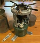 Vintage Coleman Model 520 Gas Stove Military WWII 1943