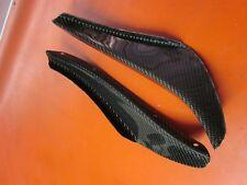 UNIVERSAL Carbon Fiber Drift Type 2 Canards for Civic RX7 WRX Impreza 240sx R32