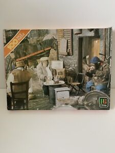 PG Tips Tea Chimps 100 Piece Jigsaw Puzzle 1981 ..complete