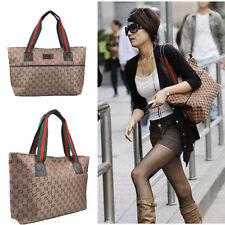 Fashion Korean Lady Women Hobo Canvas Messenger Handbag Shoulder Bag Totes Purse