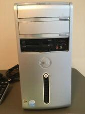 xDell Inspiron 530 WIN XP PRO 64BIT Computer Intel 2.0ghz 1gb 298gb Power+Keybrd