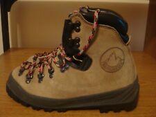 La Sportiva Mountaineering Boots Sz 39 Walking on the Moon Cowhide Leather