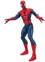Marvel Avengers Action Figure Spider-Man toy with talking free shipping USA 12""