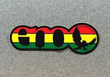 ENO Eagle Nest Outfitters Sticker 4.7in rasta si