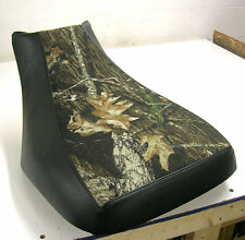 Honda rancher trx 420 camo seat cover  other patterns fits up to 2014