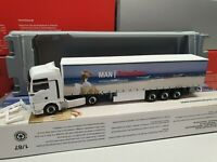 MAN TGX    MAN  Primeserv worldwide service at its best -MAN WERBEMODELL 298407