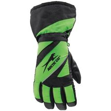 Arctic Cat Adult Advantage Insulated Water-Resistant Gloves - Green - 5272-15_