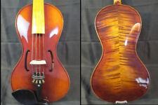 "Baroque style SONG Brand Maestro instate Frets 4 string 15"" viola da gamba #9336"
