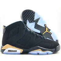 Nike Air Jordan 6 Retro DMP GS Defining Moments Black Gold CT4964-007 5.5Y-6.5Y