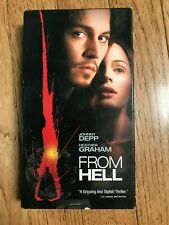 From Hell VHS