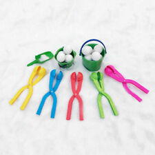 Sand Mold Tool Snow Scoop Maker Clip Winter Snow Ball Maker Kids Toys Sports