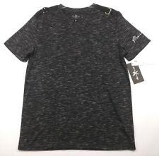 3601d79eb4861 NWT Marc Ecko Cut Sew Men s Large Black Short Sleeve Tee T Shirt V Neck
