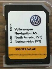 VW-Asiento-Skoda RNS 510 disco de actualización de firmware V4120