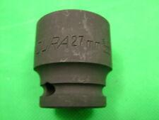 Douille Impact 1.3cm Embout Carré 24mm Chrome vanadium Acier Endura marque