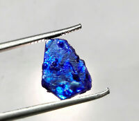 100% Natural Untreated Unheated Kashmire Blue Sapphire Rough Loose Gemstone