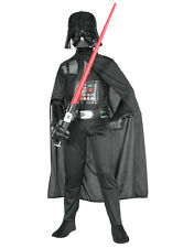 """Star Wars Kids Darth Vader Costume Style 1,Med,Age 5-7,HEIGHT 4' 2""""- 4' 6"""""""