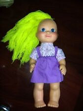 Vintage 1980 Gabriel Doll Grow Hair