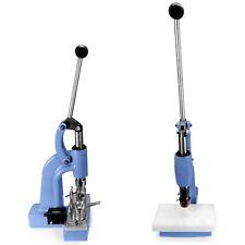 Professional Manual Button Making Station Machine Set Press Cover Maker AYB
