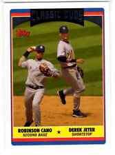 2006 Topps Update #321 D.Jeter/R.Cano CD