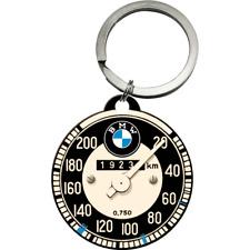 Nostalgic Art Metal Keyring BMW Speedometer