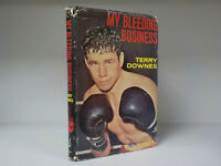 Terry Downes - My Bleeding Business - 1st Edition - 1964 (ID:810)