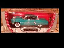 1952 Lincoln Capri GREEN 1:18 YatMing Road Legends 92808