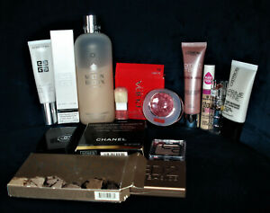 Paket: CHANEL, GIVENCHY MOLTON BROWN PUPA Urban Decay NAKED 2 L'Oreal Maybelline