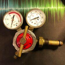 Smith 30-15-510 Acetylene Regulator / Single Stage Cylinder Reg Usa