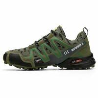 UK Speedcross 3 Men's Hiking Shoes Outdoor Sports Running Shoes Trekking Sneaker