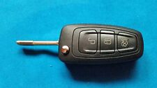New Style Ford Focus Mondeo Transit Connect ID60 chip key Fob Remote 3 button