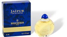 "Boucheron - ""Jaipur"" Parfum Miniatur Flakon 5ml EdP Eau de Parfum mit Box"