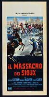 Plakat Die Massaker Der Sioux Joseph Cotten Darren Mac Gavin Philip Carey N11