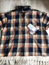 Pull And Bear Check Crop Shirt Size Small