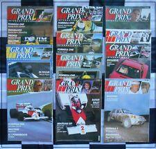 New listing GPI 1985 All 88 89 90 91 92 93 94 95 96 97 98 Grand Prix International