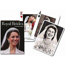 Royal Brides Lot de 52 cartes à jouer ( Gib )