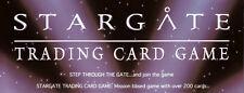 STARGATE TCG SG1 MISSION CARD Prison Break Chulak #187