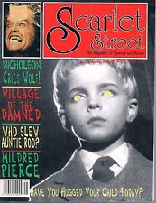 Scarlet Street #14 1994 Nicholson Wolf Village of the Damned Auntie Roo