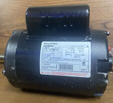 AO SMITH B214 3450 RPM 115V-230V Fan Blower Electric Motor
