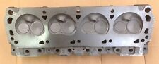 "302 FORD GT40P 4 BAR PAIR OF CYLINDER HEADS # F77E 7/16"" HEAD BOLT HOLES"