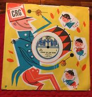 Strike Up The Band CRG-5027 Arthur Malvin 78RPM 1951
