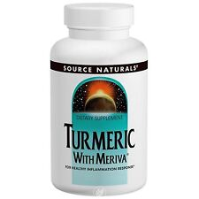Source Naturals Turmeric With Meriva Tab 30T