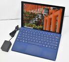 "Microsoft Surface Pro 4 1724 Core M3 1.5ghz 4gb Ram 128gb Ssd 12.3"" Win 10 Pro"