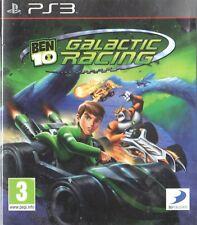 Ben 10: Galactic Racing Sony Playstation 3 PS3 3+ Racing Game